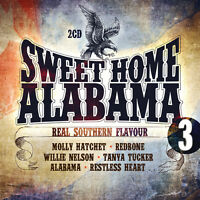 CD Sweet Home Alabama 3 - Real Southern Saveur d'Artistes divers 2CDs