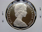 ***1980 50 cent proof coin. Only 68,000 made!!! Brilliant coin in 2 x 2 holder!