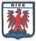 BELLE FRANCE Français écusson drapeau monde brodé patch badge exclusivité