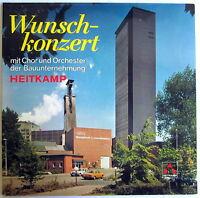 LP (s) - WUNSCHKONZERT - Chor und Orchester Heitkamp