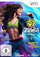 Wii Zumba Fitness 2 inkl Gurt