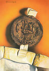 (07201) Tarjeta postal - Jersey Sello de Carlos II - sin sellar