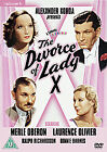 The Divorce Of Lady X (DVD, 2010)