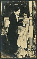 RP Beautiful Flapper Woman & Man in Tuxedo - Acting Scene   P829