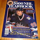 the official NHL yearbook 2000 wayne gretzky cover