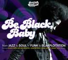 CD Be Noir, Baby De Jazz to Soul N Funk d'Artistes divers