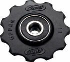 Jockey Pulley Wheels 11T Shimano 9/10/11 SRAM X0/X9/X7 Rival Force Red speed