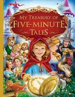 My Treasury Of Five Minute Tales,  | Hardcover Book | Very Good | 9781741826265