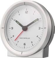 Funk Wecker Renkforce RC156X Silber Alarmzeiten 1