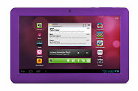 "Ematic 7"" Pro Google Android 4.0 Capacitive Multi-Touch Tablet 4GB w/WiFi Purple"