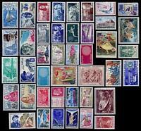 L'ANNÉE 1970 Complète  Neufs ** = Cote 29 € / Lot Timbres France