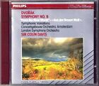 Colin DAVIS: DVORAK Symphony No.9 Symphonic Variations CD From the New World