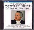 Joseph KEILBERTH: DVORAK Symphony No.9 Carneval TELDEC CD Sinfonie New World