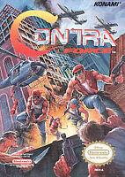 Contra Force Nintendo 1992 NES BRand NEw Factory Sealed VGA 85 KONAMI