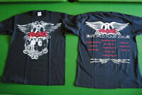 AEROSMITH BIG WINGS GROUP TOUR 2010 T SHIRT NEW OFFICIAL EX TOUR TYLER ELEVATOR