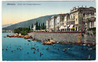 Abbazia - Hotel Quarnero - anni 20/30