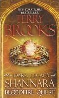 the dark legacy of shannara. bloodfire quest - Brooks Terry
