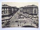Cartolina Milano - Piazza Cordusio e Via Dante 1951