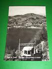 Cartolina Lago di Como - Brunate - Funicolare in arrivo 1955 ca