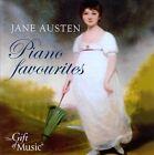 Jane Austen Piano Favourites, Martin Souter, Very Good CD