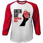 Green Day - American Idiot (T-Shirt Manica Lunga Unisex Tg. L)