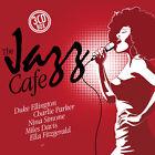 CD The Jazz Cafe d'Artistes divers 3CDs avec Duke Ellington, Miles Davis