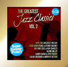 CD The Greatest Jazz Classics Volume 2 d'Artistes divers 10CDs