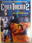 Don 'the Dragon' Wilson CYBER TRACKER 2~1995 cult sci-fi GB DVD