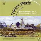 CD Frédéric Chopin Concerto pour piano Nr. 2
