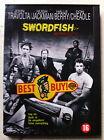 John Travolta Hugh Jackman Swordfish HALLE BACCA NUDE 2001 ACTION THRILLER DVD