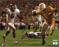 "Jason Witten Tennessee Volunteers Autographed 8"" x 10"" Stiff Arm Photograph"