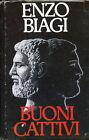 """ENZO BIAGI """" BUONI/ CATTIVI """""""