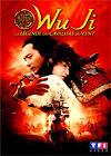 DVD * WU JI * LA LEGENDE DES CAVALIERS DU VENT tres bon etat CHEN KAIGE