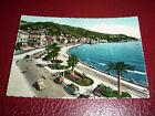 Cartolina Rapallo - Passeggiata a mare 1955