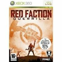 Red Faction: Guerrilla (Xbox 360), Very Good Xbox 360, Xbox 360 Video Games