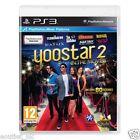 Yoostar 2 in the Movies SPOSTARE Gioco per PlayStation 3 PS3 NUOVO E SIGILLATO