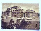 Cartolina Milano - Stazione Centrale 1952