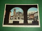 Cartolina Boves ( Cuneo ) - Piazza dell' Olmo 1940 ca