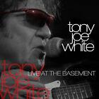 CD Tony Joe White Live Presso Il Piano interrato