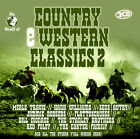 CD Country & Western Classics Vol.2 d'Artistes divers 2CDs