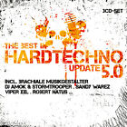 CD The Best En Hardtechno Update 5.0 de Varios Artistas 3CDs