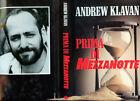 "ANDREW KLAVAN "" PRIMA DI MEZZANOTTE """