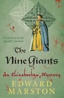 The Nine Giants (Nicholas Bracewell), Edward Marston | Paperback Book | Good | 9