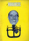 """"""" IL BORGHESE N° 04 /24/GEN/1963 """" Periodico Politico e Culturale"""