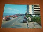 Cartolina Montesilvano ( Pescara ) - Lungomare e spiaggia 1970 ca