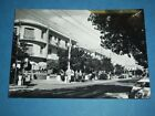 Cartolina Miramare Rimini Viale Regina Margherita 1961