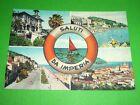 Cartolina Imperia - Vedute diverse 1962