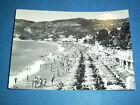 Cartolina Spotorno - La spiaggia 1966