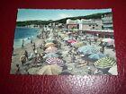 Cartolina Varazze - Spiaggia Kursaal Margherita 1956