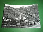 Cartolina Valle Gesso ( Cuneo ) - Valdieri - Scorcio panoramico 1955 ca